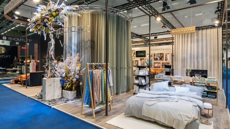 Essenza Home- Heimtextil 2020 3