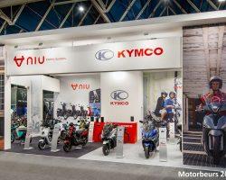 Kymco - Motorbeurs 2020