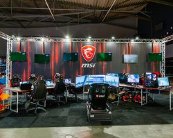 MSI- RTM Gamesweek 2019
